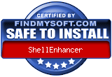 Safe to Install by FindMySoft.com